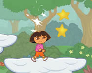 Dora saves map Dor�s j�t�kok